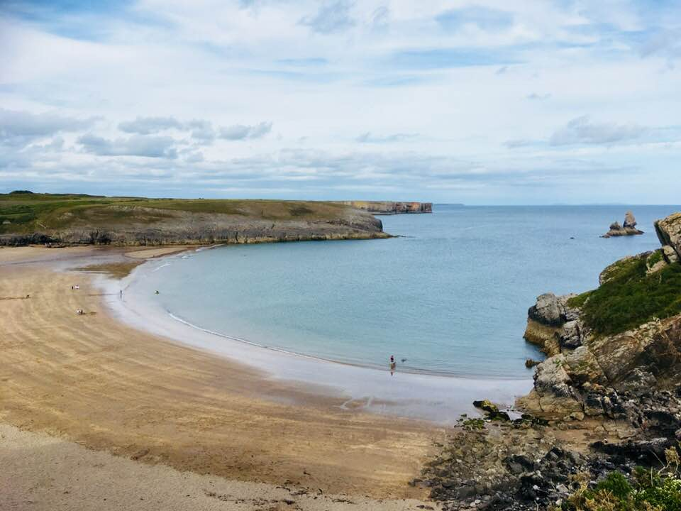 Broadhaven Beach Pembrokeshire
