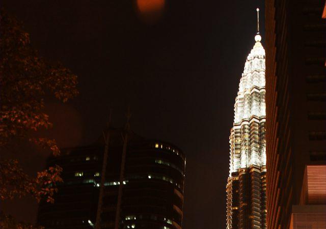 Kuala Lumpur, Malaysia, a visit in April 2012