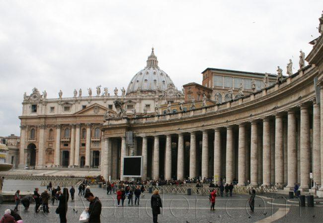 Rome, Italy, December 2009