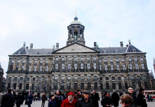 Amsterdam, Winter break 2012