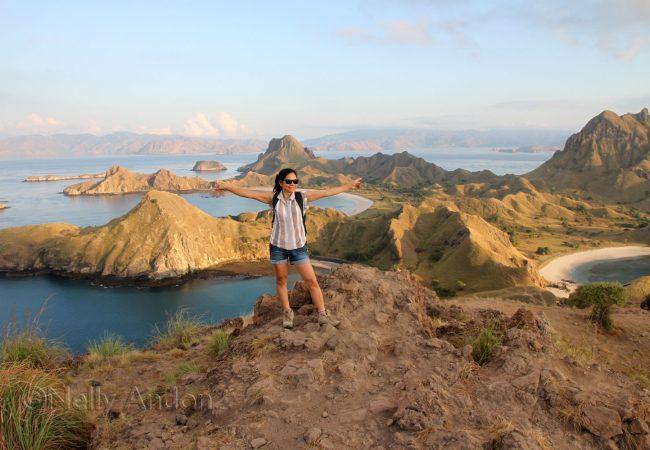 My Komodo adventure – Padar Island, Flores