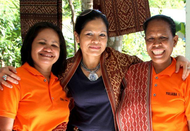 Baun,Timor 2014, Visiting the Kingdom of Amarasi