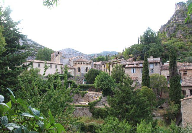 Gignac, Languedoc-Roussillon, France – September 2017