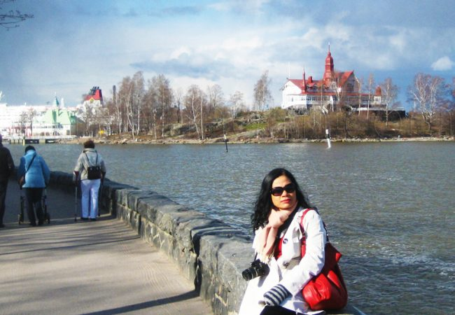 HELSINKI, FINLAND, A short visit in May 2011