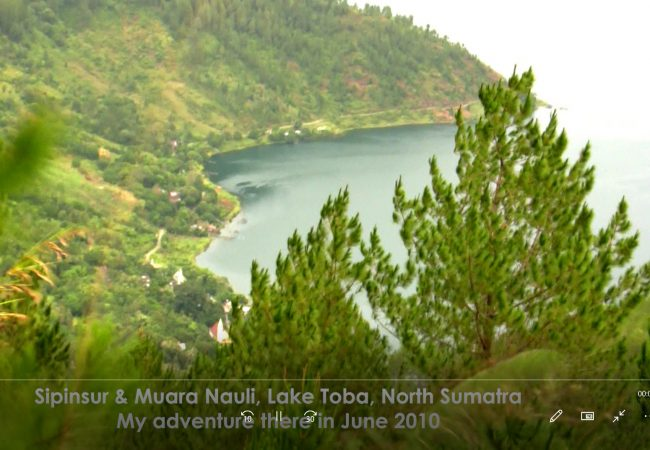 Sipinsur & Muara on the Shore of Lake Toba