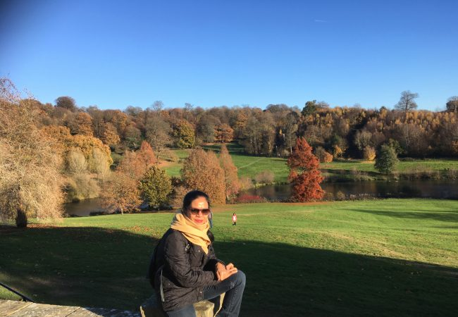 Chartwell, the home of Winston Churchill – A short visit in November 2018