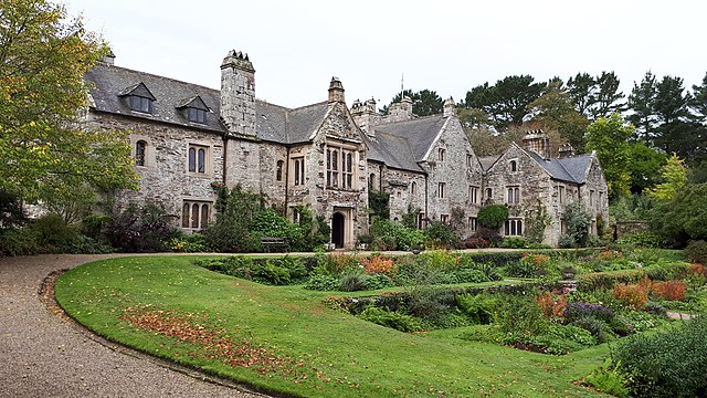 COTEHELE, OUR SECOND VISIT TO THIS BEAUTIFUL HOUSE AND GARDEN, 25 JULY 2021